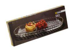Блюдо овальна Santa   в коробці BM 1110