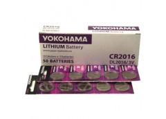 Бат. таб. Yokohama 3V CR2016 за 1шт (50)