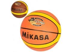 М'яч баскетбол. №7, резина, 12 пан. 600гр. 2 кольори VA 0058 (30)