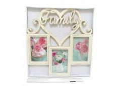 Ф/рамка 3 в1 Love family 10*15см, мікс 2 JO FR 6367 (1)