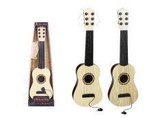 Гітара 54см, 6 струн, медиатор, в кор. 16*48*5см (84) 898-22
