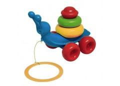 Іграшка розвиваюча Равлик 8 ел. Тигрес 39770 (15)
