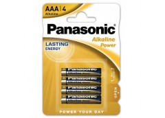 Бат. R3 бл. Panasonic Alkaline Power блістер (4/48/240)